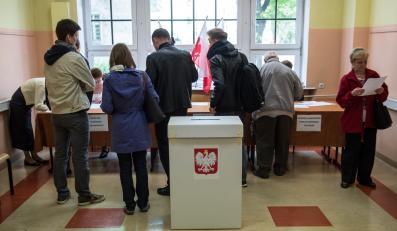 Głosowanie w pierwszej turze wyborów prezydenckich