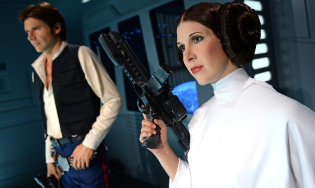 Darth Vader i Han Solo trafili do Muzeum Figur Woskowych. Wyglądają jak żywi? [ZDJĘCIA]
