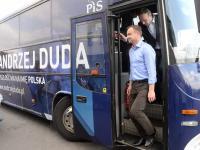 Dzień z życia kandydata na prezydenta. Andrzej Duda