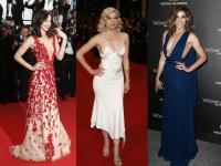 Najgłębsze z głębokich: oszałamiające dekolty gwiazd w Cannes