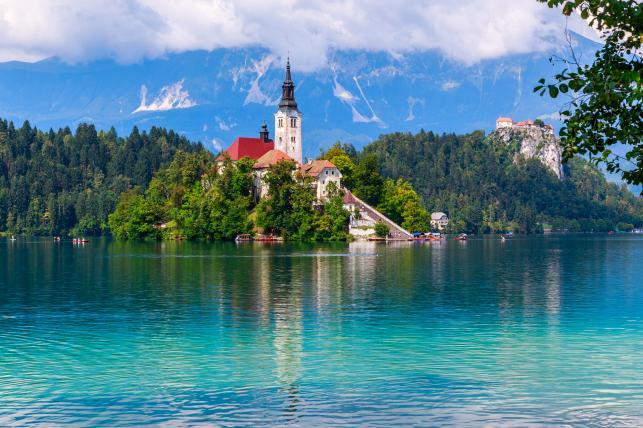 Do zobaczenia w Słowenii - Bled
