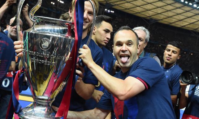 Tak Barcelona cieszyła się z wygrania Ligi Mistrzów. ZDJECIA