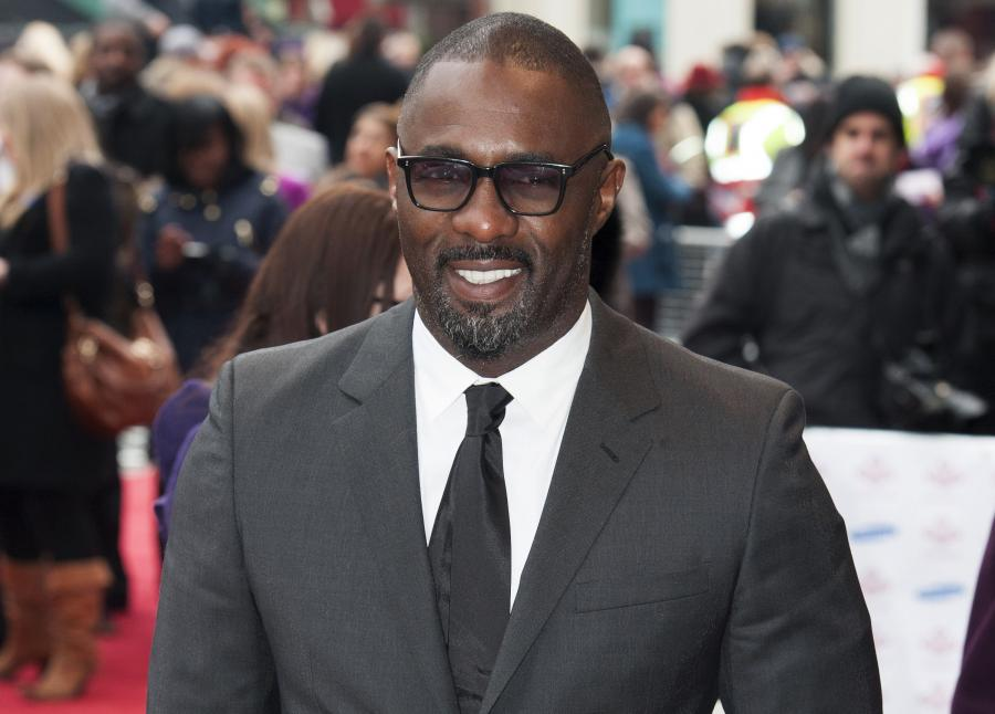 Idris Elba alchemikiem