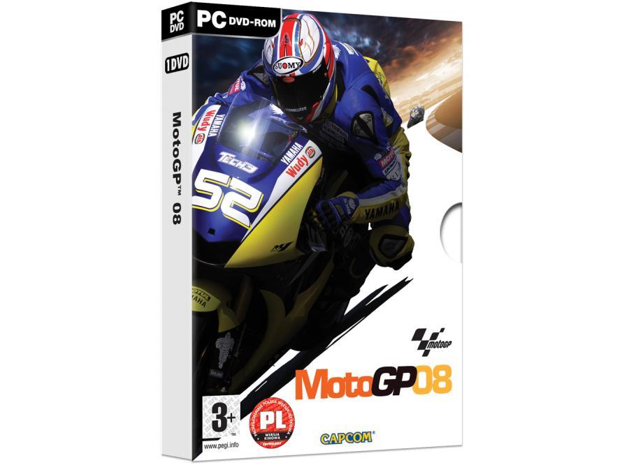 Zostań mistrzem w Moto GP