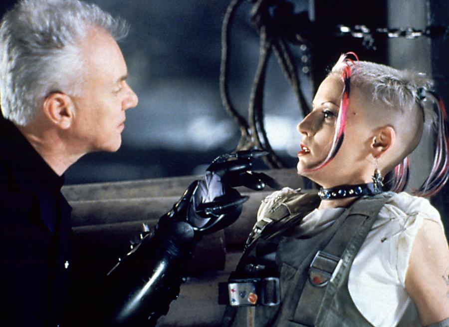 "Lori Petty w filmie ""Tank Girl"""