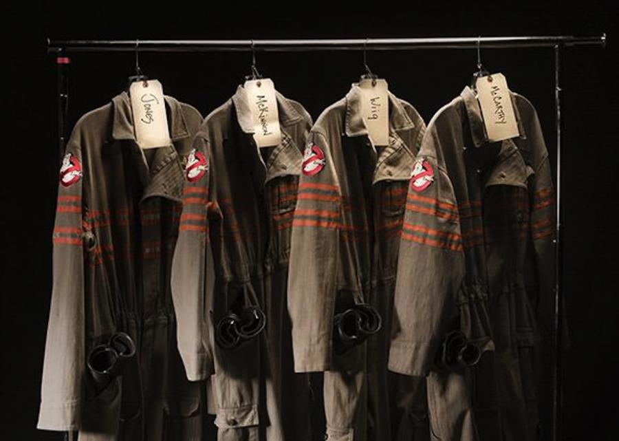 Pogromczynie duchów mają nowe kostiumy