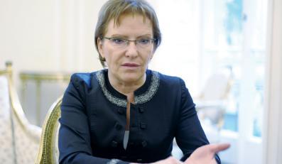 Minister Ewa Kopacz
