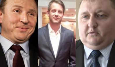 Jacek Kurski, Tomasz Cimoszewicz i Tomasz Lepper