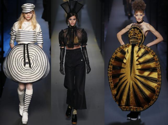 Jean Paul Gaultier Haute Couture jesień/zima 2015/2016