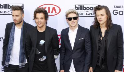 One Direction na gali Billboard Music Awards 2015