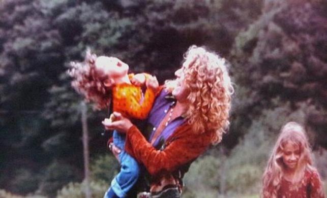 Gwiazdy, które straciły dziecko: Robert Plant