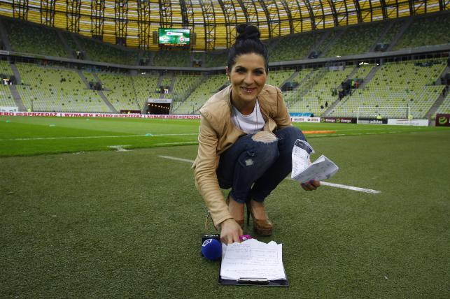 Najseksowniejsze dziennikarki sportowe