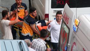 Atak na konsulat USA w Stambule. Jedna z dwóch napastniczek została ranna