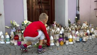 Kamienna Góra. Miejsce zabójstwa 10-letniej dziewczynki