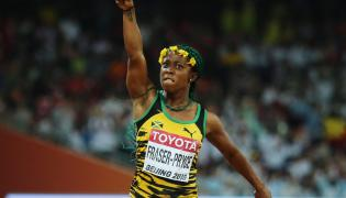 Shelly-Ann Fraser-Pryse