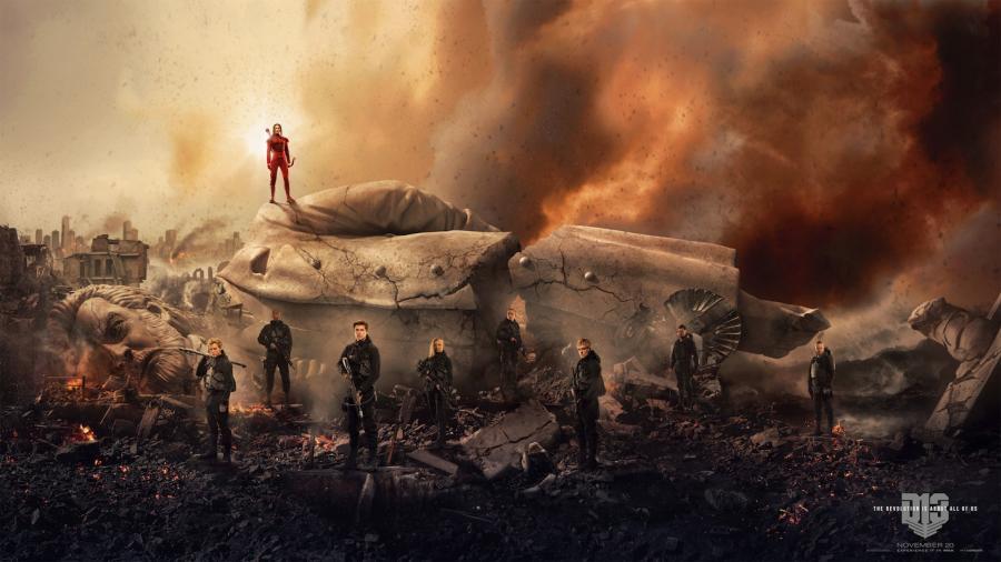 Apokaliptyczny plakat \