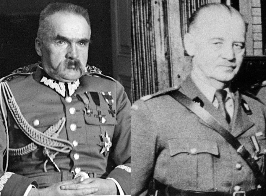 Straż miejska pomyliła Sikorskiego z Piłsudskim