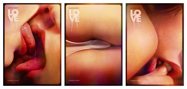 """Też na ostro... Plakaty reklamujące """"LOVE"""""""
