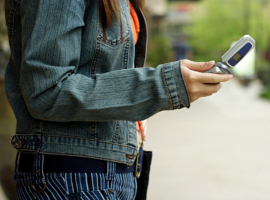 SMS uzależnia jak narkotyk