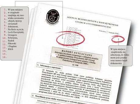 Przeczytaj raport ABW o strzelaninie w Gruzji