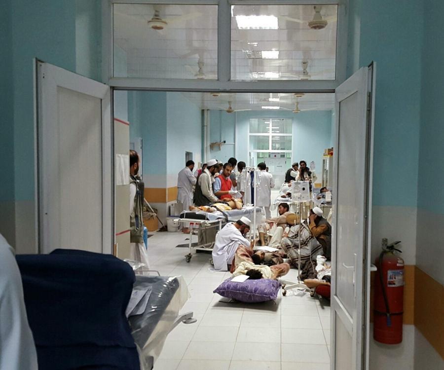 Szpital w Kunduz