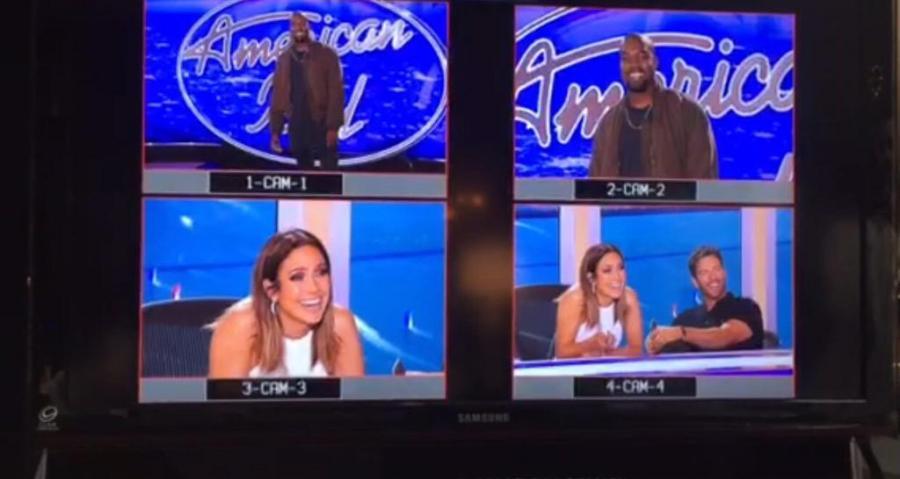 Kanye West w programie \