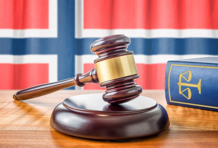 Norweski sąd