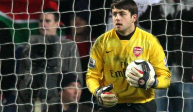 Trener Arsenalu nie ma litości dla Fabiańskiego