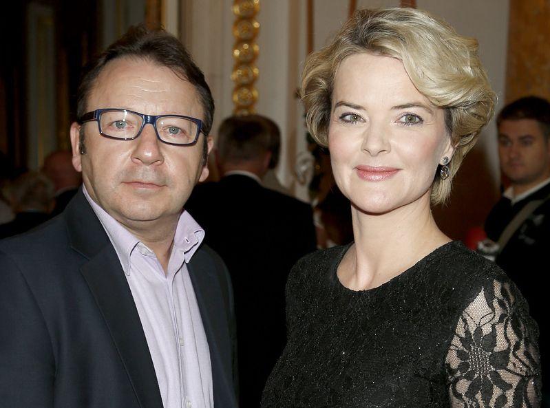 Zbigniew Zamachowski i Monika Zamachowska