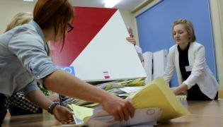 Liczenie głosów w wyborach parlamentarnych