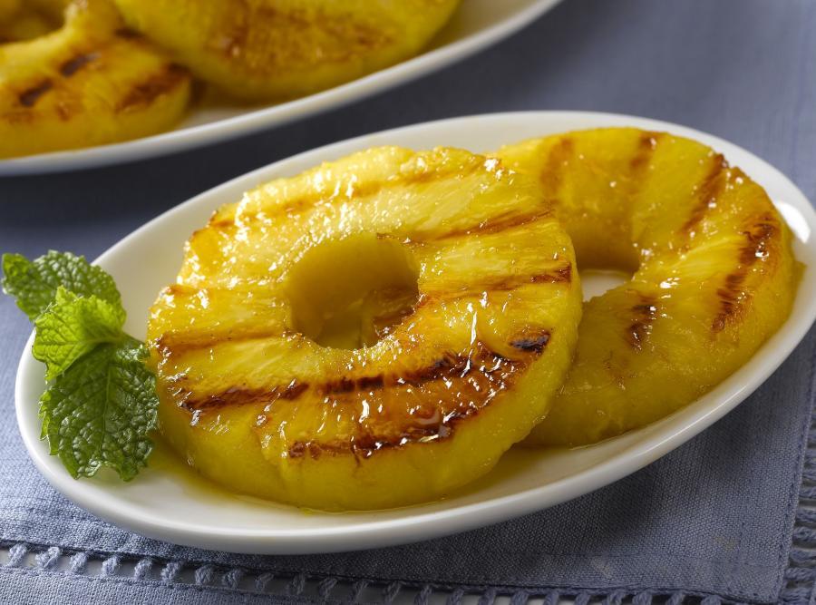 Ananas dodaje energii