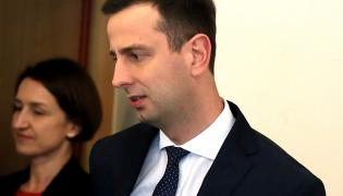 Minister pracy Władysław Kosiniak-Kamysz