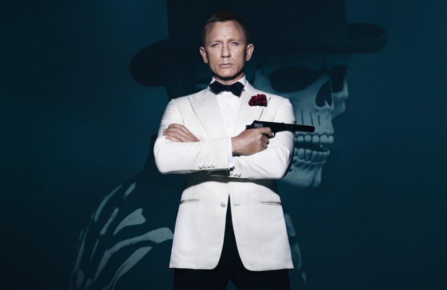 """Spectre"" – bardzo kosztowny James Bond"