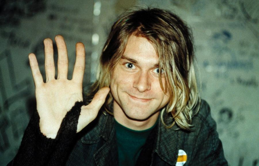 Kurt Cobain wciąż w cenie