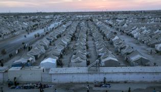 Obóz dla uchodźców