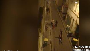 """Fragment nagrania opublikowanego przez """"Le Monde"""""""