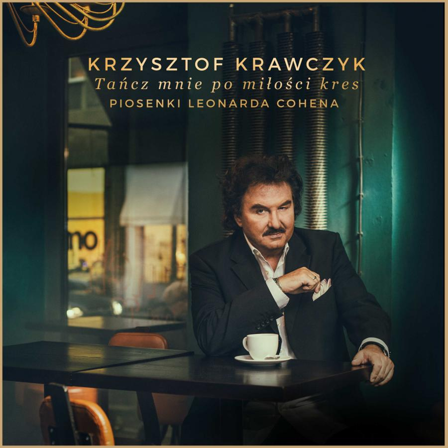 """Krzysztof Krawczyk na okładce """"Tańcz mnie po miłości kres"""""""
