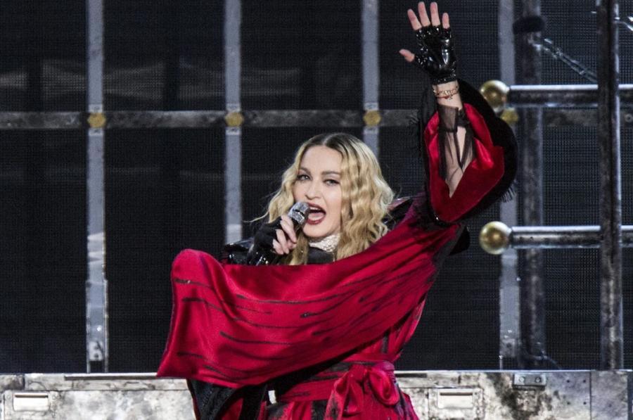 Madonna zastanawiała się nad rezygnacją z występu