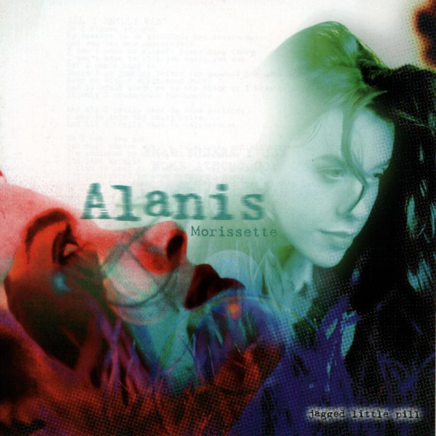 "7. ""Jagged Little Pill"" – Alanis Morissette"