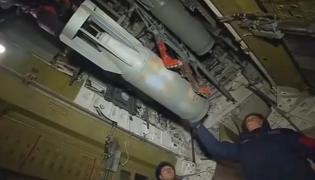Rosyjskie samoloty bojowe w Syrii