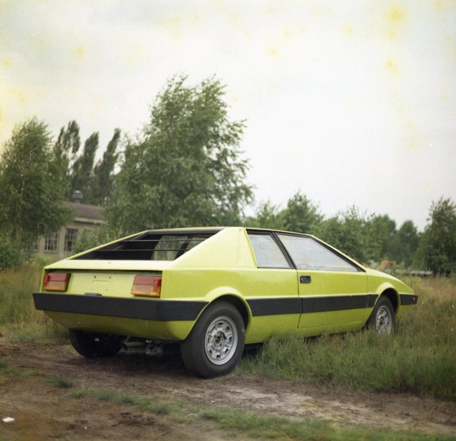 Polski fiat 1100 coupe