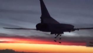 Rosyjskie naloty