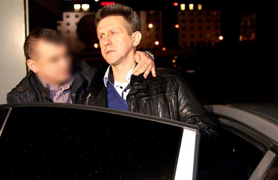 Jan Bury zatrzymany