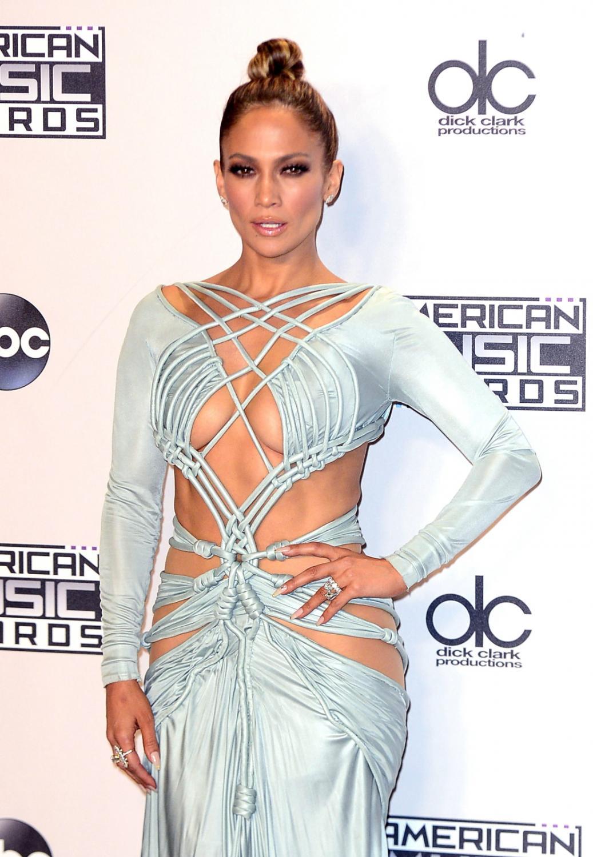 Najgorętsze gwiazdy AMA 2015: Jennifer Lopez
