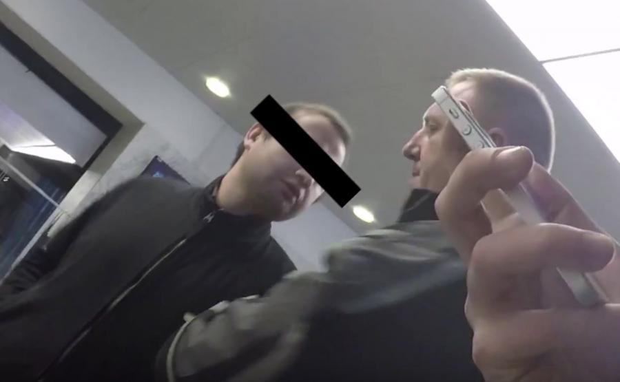 Pedofil złapany w zasadzce na Dworcu Centralnym