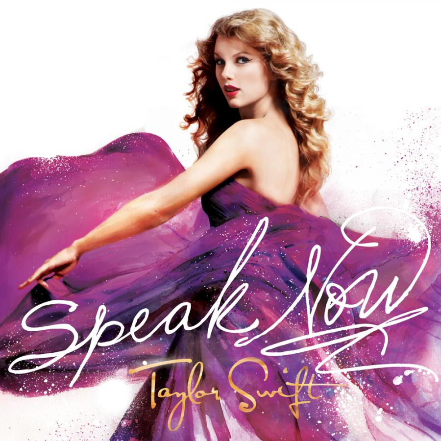"4. ""SPEAK NOW"" Taylor Swift – 4.525.000"