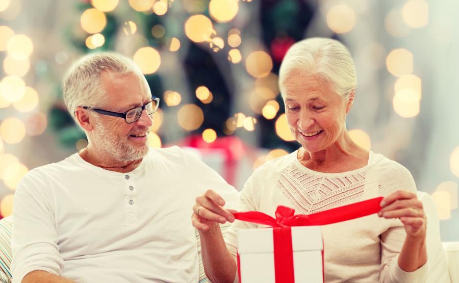Jaki prezent pod choinkę dla babci i dziadka
