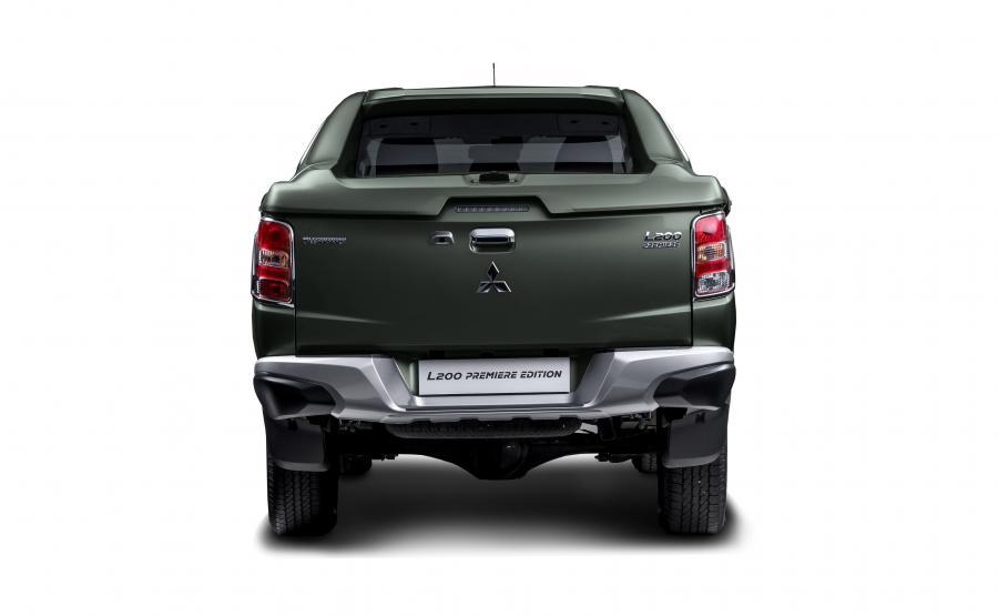 Mitsubishi L200 premiere edition