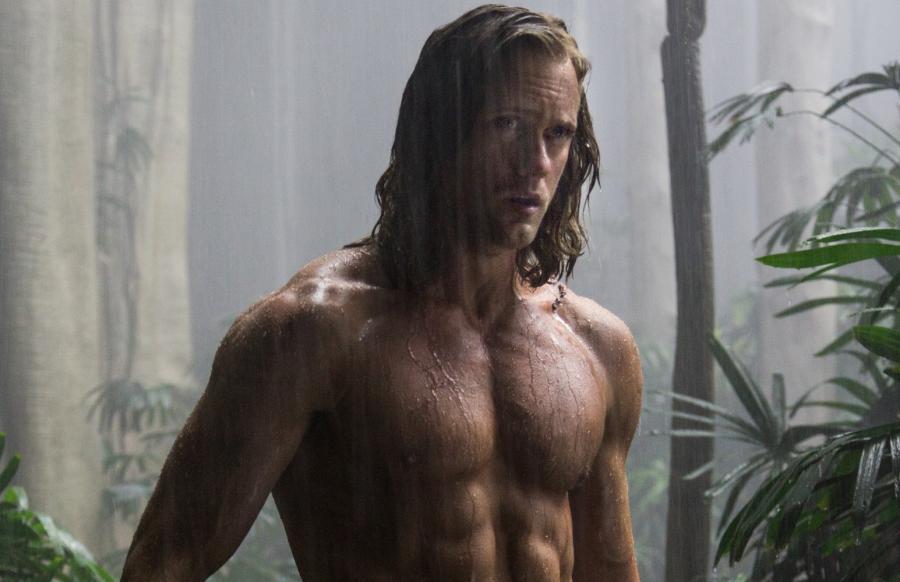 """""""The Legend of Tarzan"""" –pierwszy zwiastun"""