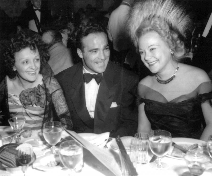 Edith Piaf i miłość jej życia Marcel Cerdan